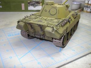 Panther Ausf. D  DML/Dragon