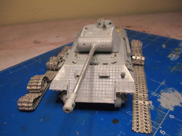 Front Build